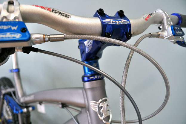 Hope 90 Degree Stem