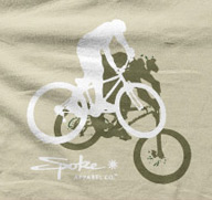 Trial and Downhill - Mountain Bike T-Shirt