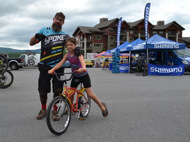 Cool Bike. Cool Kid.